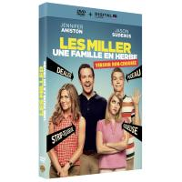 Les Miller, une famille en herbe DVD