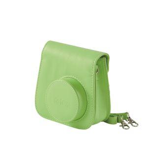 Housse de protection Fujifilm Vert citron pour Instax Mini 9