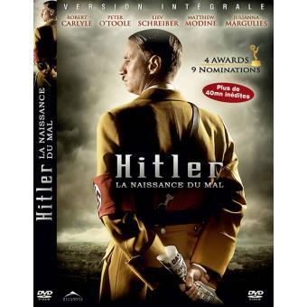 Hitler, la naissance du mal DVD