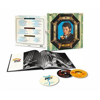 Johnny Hallyday Coffret Super Deluxe Edition Limitée numérotée