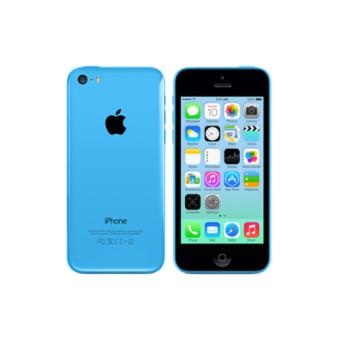 apple iphone 5c 32 go bleu reconditionn neuf fnac smartphone fnac. Black Bedroom Furniture Sets. Home Design Ideas