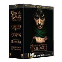 Lord Of The Rings, The - Trilogy Box (2004) Bluray Box