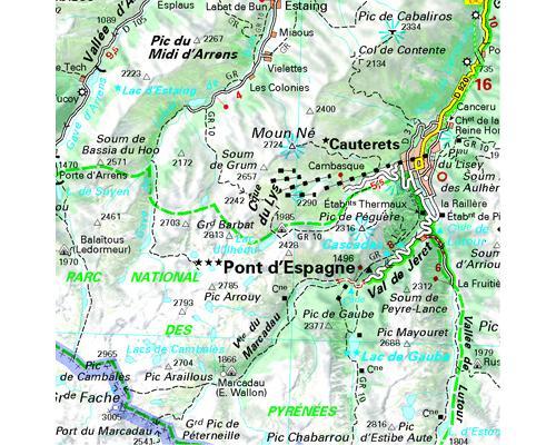 Hautes Pyrenees Pyrenees Atlantique Echelle 1 150 000 Broche Collectif Michelin Achat Livre Fnac