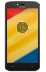 MTOR Smartphone Motorola Moto C Plus Double SIM 16 Go Rouge ce...