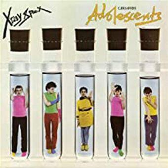 Germfree adolescents