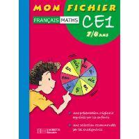 Mon Fichier Français mathématiques CE1