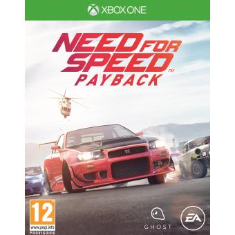 29 sur need for speed payback xbox one jeux vid o achat prix fnac. Black Bedroom Furniture Sets. Home Design Ideas
