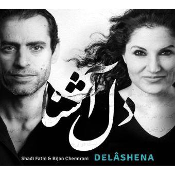DELASHENA/DIGIPACK