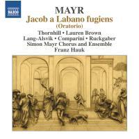 Jacob a Labano fugiens (Oratorio)