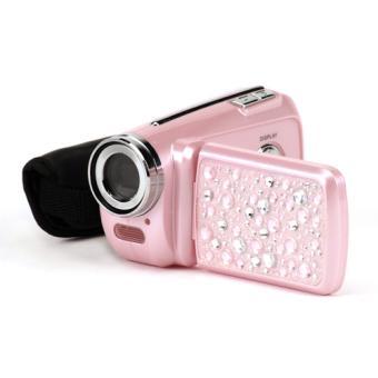 Caméra vidéo numérique 5MP Strass Teknofun