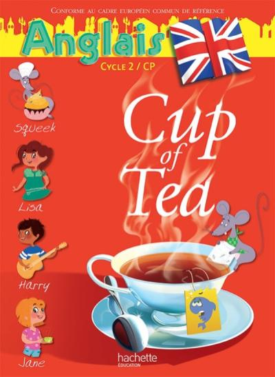 Cup of Tea Anglais CP - Double CD audio classe