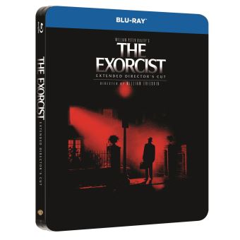 ExorcistL'Exorciste Steelbook Blu-ray