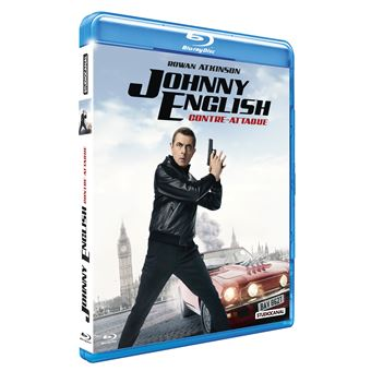 Johnny EnglishJohnny English contre-attaque Blu-ray