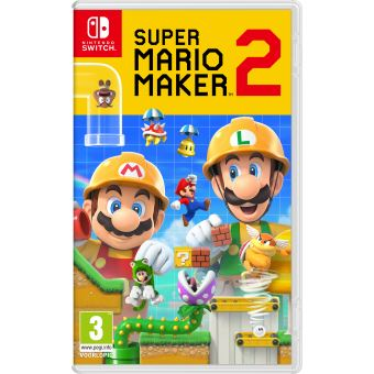MARIO MAKER 2 NL SWITCH