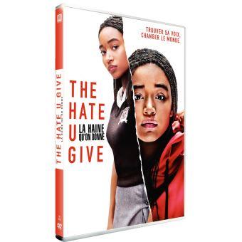 The Hate U Give : La haine qu'on donne DVD