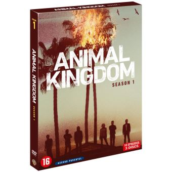 Animal kingdomAnimal Kingdom Saison 1 DVD