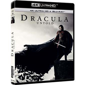 DraculaDracula Untold Blu-ray 4K Ultra HD