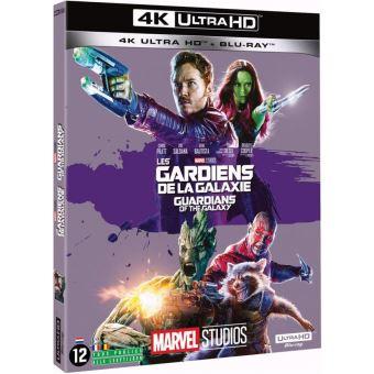 Les Gardiens de la GalaxieLes Gardiens de la Galaxie Blu-ray 4K Ultra HD