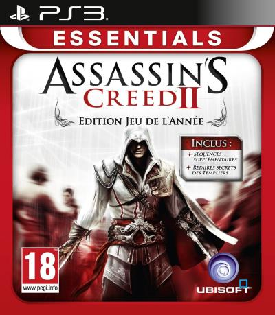 Assassin's Creed II Edition Jeu de l'Année Essentials PS3