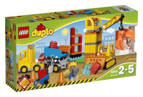 LEGO 10813 Le grand chantier