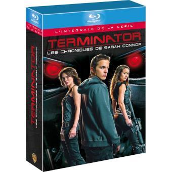 Terminator : The Sarah Connor ChroniclesTerminator : The Sarah Connor Chronicles - Coffret intégral des Saisons 1 et 2 - Blu-Ray