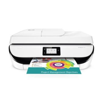 HP Officejet 5232 AIO XMO2 A4 10PPM Multifunctionele Printer