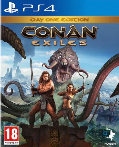 Conan Exiles Edition Day One PS4