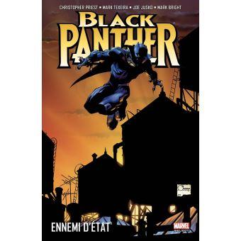 La Panthère NoireBlack Panther par Christopher Priest