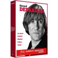 Coffret Gérard Depardieu 5 films Edition spéciale Fnac DVD
