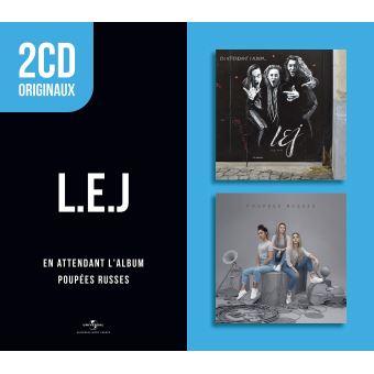 2 CD originaux : Poupées russes En attendant l'24