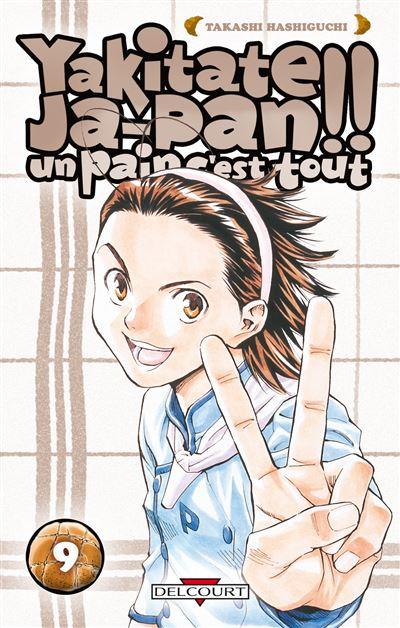 Yakitate Japan T09 Un pain c'est tout