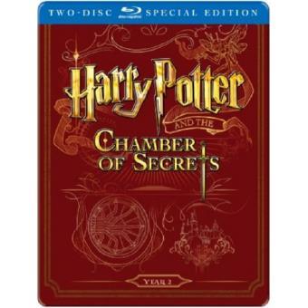 HARRY POTTER &AMP, THE CHAMBER OF SECRETS-BIL-BLURAY