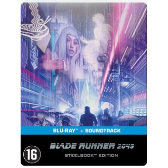 BLADE RUNNER 2049-BIL-BLURAY MONDO STEELBOOK