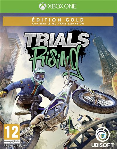 Trials Rising Edition Gold Xbox One