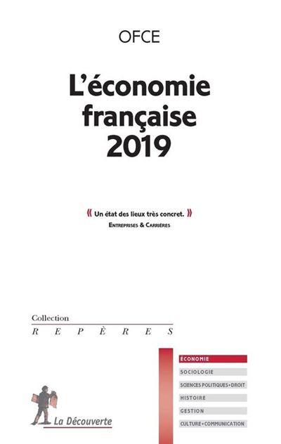L'économie française 2019 - 9782348041631 - 7,49 €