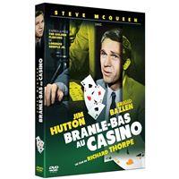 Branle-bas au casino DVD