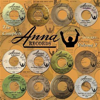COMPLETE ANNA RECORDS SINGLES VOL. 2