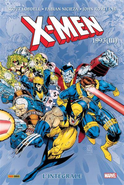 X-Men intégrale T34 1993 III