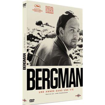Bergman, une année dans une vie DVD