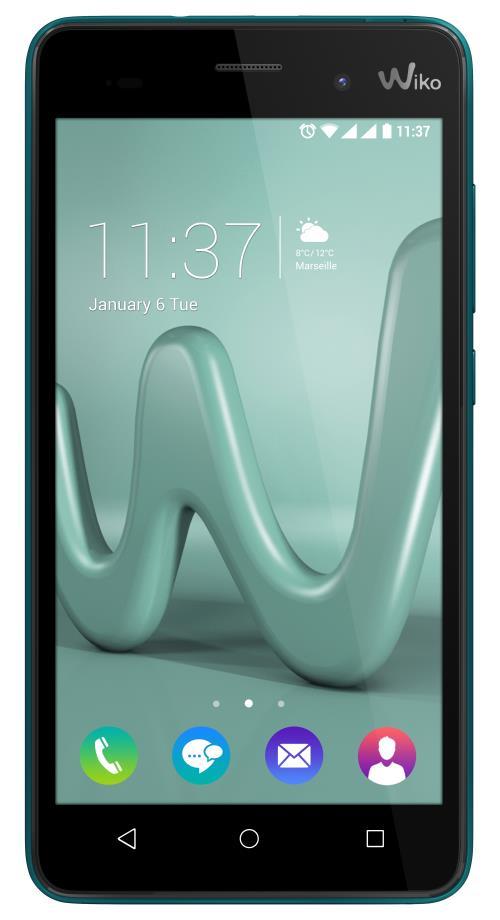 Smartphone Wiko Lenny 3 16 Go Double SIM Bleen - Smartphone - Achat   prix    fnac dc7f8524d7bc