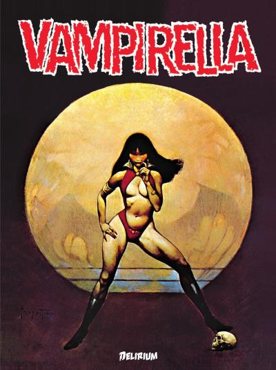 Vampirella - tome 1 - Vampirella Anthologie
