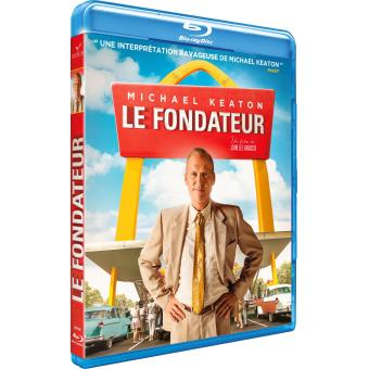 Le Fondateur Blu-ray