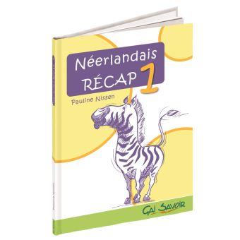 Néerlandais - Récap 1