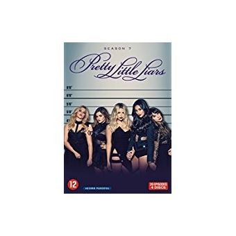 Pretty Little LiarsPretty Little Liars Saison 7 DVD
