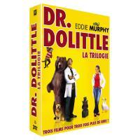 Coffret Docteur Dolittle La Trilogie DVD