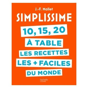 SimplissimeSimplissime 10, 15, 20 à table