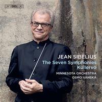 Les Sept Symphonies Kullervo Coffret