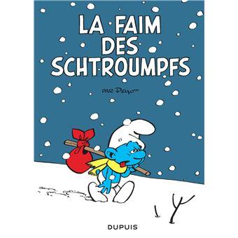 Les SchtroumpfsLes mini-récits Schtroumpfs - La faim des Schtroumpfs
