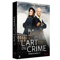 Coffret L'Art du crime L'intégrale des saisons 1 et 2 DVD