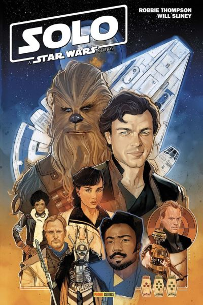 Star Wars - Solo - 9782809482911 - 13,99 €